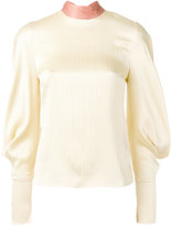 Roksanda Myra top - women - Silk - 8