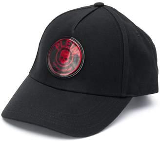 Philipp Plein logo patch baseball cap