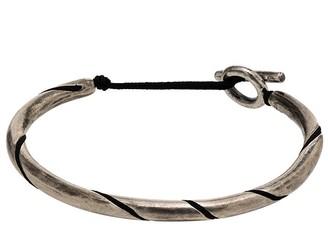 M. Cohen Spiral Detail Bracelet