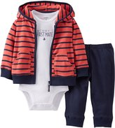 Carter's Baby Boys' 3 Piece Cardigan Set (Baby) - 12 Months