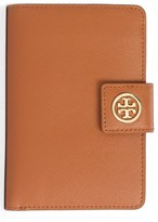 Tory Burch 'Robinson' Saffiano Leather Wallet