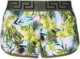 Versace greek key shorts
