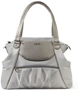 Skip Hop SKIP*HOP® Day to Night Satchel Diaper Bag in Pewter