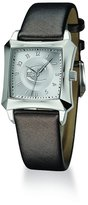 Just Cavalli r7251106515 30mm Stainless Steel Case Brown Calfskin Mineral Women's Watch