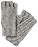 Banana Republic Fingerless Rib Glove