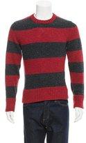Dolce & Gabbana Striped Wool Sweater