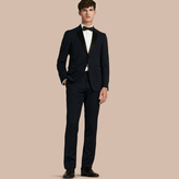 Burberry Modern Fit Virgin Wool Half-canvas Tuxedo