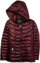 XOXO Packable Hooded Jacket (Big Girls)