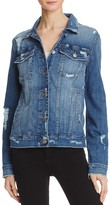 Joe's Jeans Ashley East Fit Denim Jacket