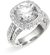 Jack Kelége 'Romance' Diamond Semi Mount Ring