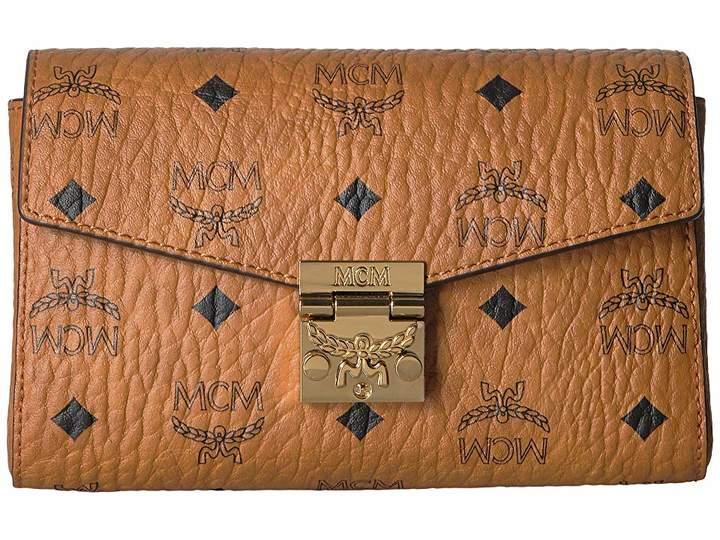 MCM Patricia Visetos Belt Bag Small