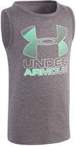 Under Armour Graphic-Print Tank Top, Toddler Boys (2T-5T)