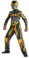 Disguise Yellow & Black Classic Bumblebee Dress-Up Set -Kids