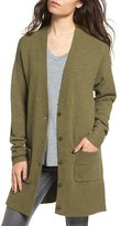 BP Women's Knit Grandpa Cardigan