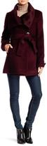 Trina Turk Vivian Wool Blend Coat