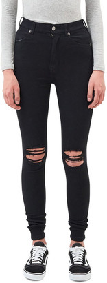 Dr. Denim Moxy Sky High Rise Super Stretch Jean