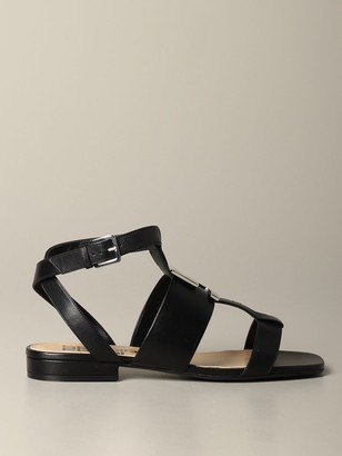 Sergio Rossi Flat Sandals Shoes Women