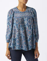 Monsoon Roya Print Top