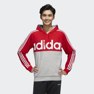 adidas Essentials Colorblock Pullover Sweatshirt