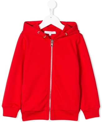 Givenchy Kids Classic Zip Hoodie