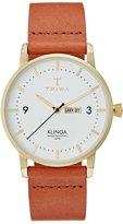 Triwa Ivory Klinga Watch Brown Classic
