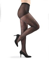Thumbnail for your product : Me Moi Statement Shimmer Sheer Women's Tights