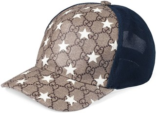Gucci Children's GG stars baseball hat
