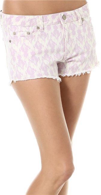 Insight Demi Duo Lowrider Denim Shorts