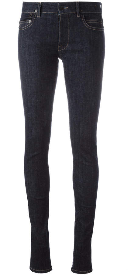 Rick Owens classic skinny jeans