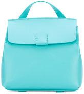 Nico Giani - minimal backpack - women - Leather - One Size