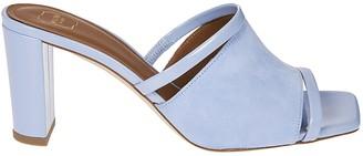 Malone Souliers Demi Square Open Toe Sandals