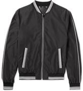 Dolce & Gabbana Shell Bomber Jacket
