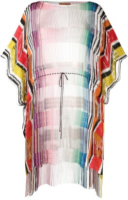 Missoni Mare Knitted Beach Dress