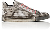 MM6 MAISON MARGIELA Women's Women's Distressed Lace-Up Sneakers