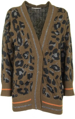 Fabiana Filippi V-neck Wool And Cashmere Cardigan