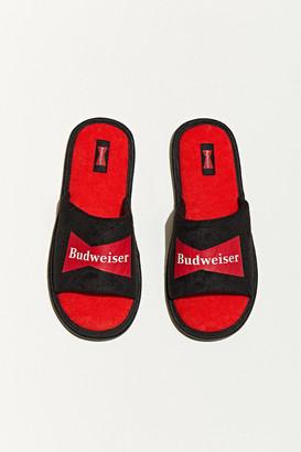 Urban Outfitters Budweiser Slide Slipper