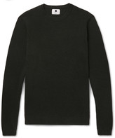 Nn07 - Phil Ribbed Cotton Sweater