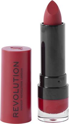 Makeup Revolution Matte Lipstick Ruby 134