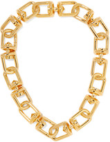 Eddie Borgo Fame Gold-plated Necklace - one size