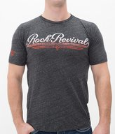 Rock Revival Fading Heraldry Eagle T-Shirt
