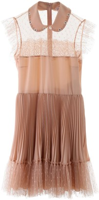 RED Valentino Mini Dress With Tulle