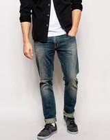 Carhartt Rebel Jeans In Slim Fit - Blue
