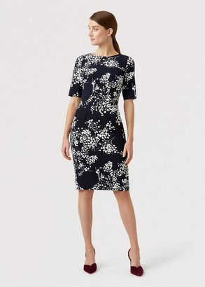 Hobbs Astraea Floral Shift Dress