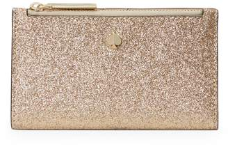 Kate Spade Small Burgess Court Leather Bi-Fold Wallet