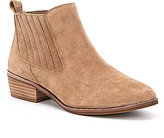 GB Stand-Bye Suede Ankle Booties