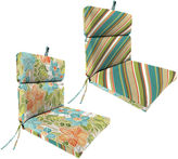 JCPenney JORDAN MANUFACTURING French-Edge 22x44 Chair Cushion