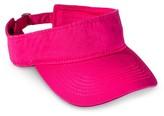 Xhilaration Women's Solid Visor Hat - Pink