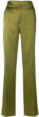 Joseph wide leg trousers