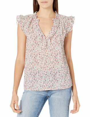 Velvet by Graham & Spencer Women's Sleeveless Blouse