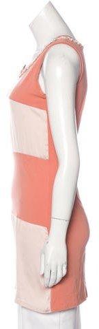 See by Chloe Embellished Sleeveless Tunic